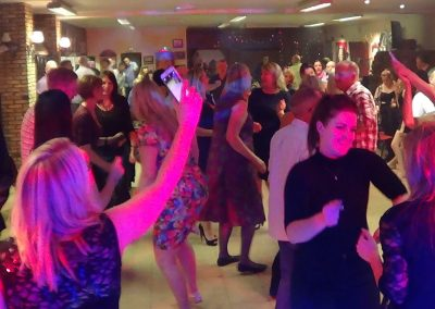 Donna's 40th birthday at Ely City Football Club