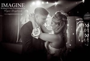 Choosing the song for your first dance with Imagine Wedding & Party Entertainment