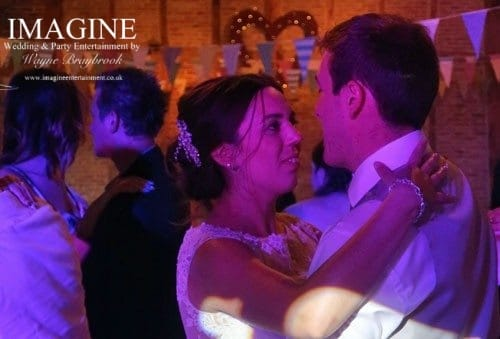 Your wedding with Imagine Entertainment