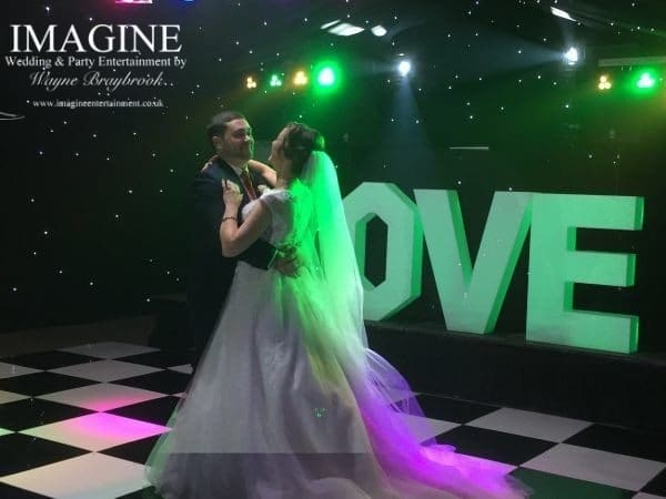The first dance….what's YOUR song?