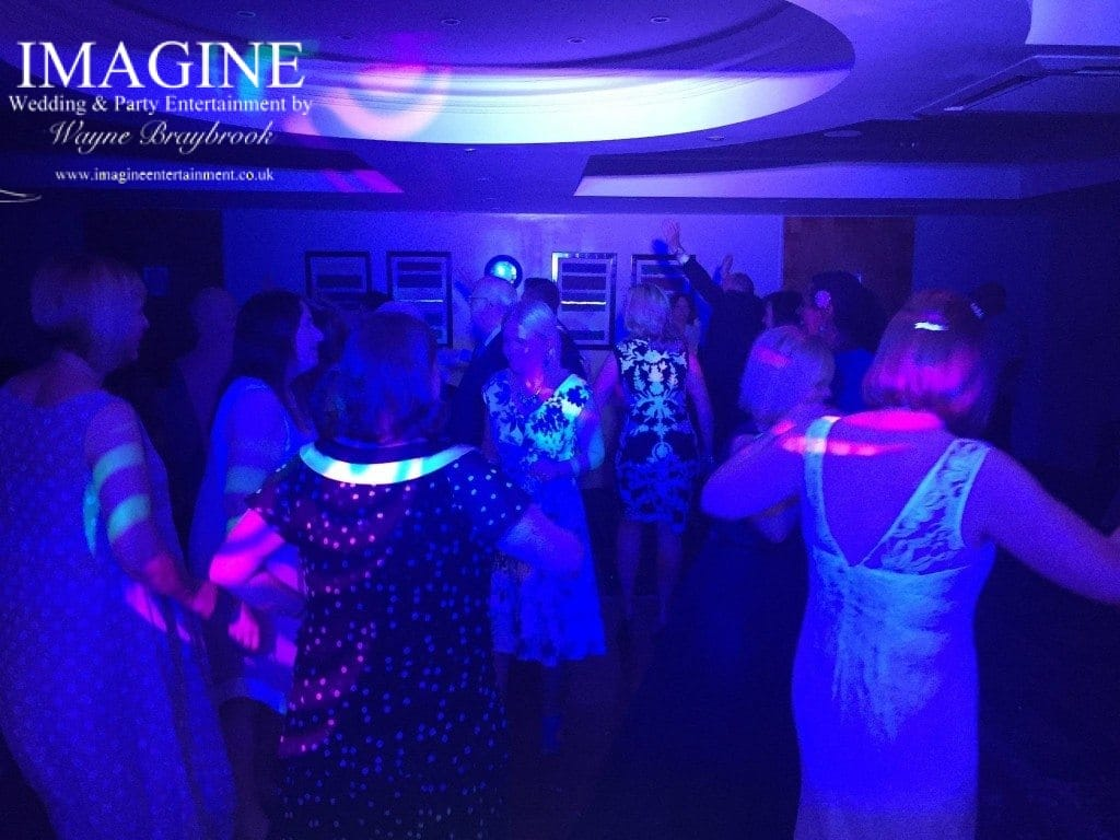 Maria & Andrew's wedding reception at the Doubletree by Hilton in Cambridge