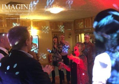 Su's birthday party at Ely Golf Club