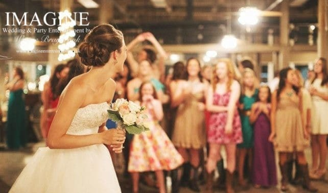 Eleven wedding traditions explained