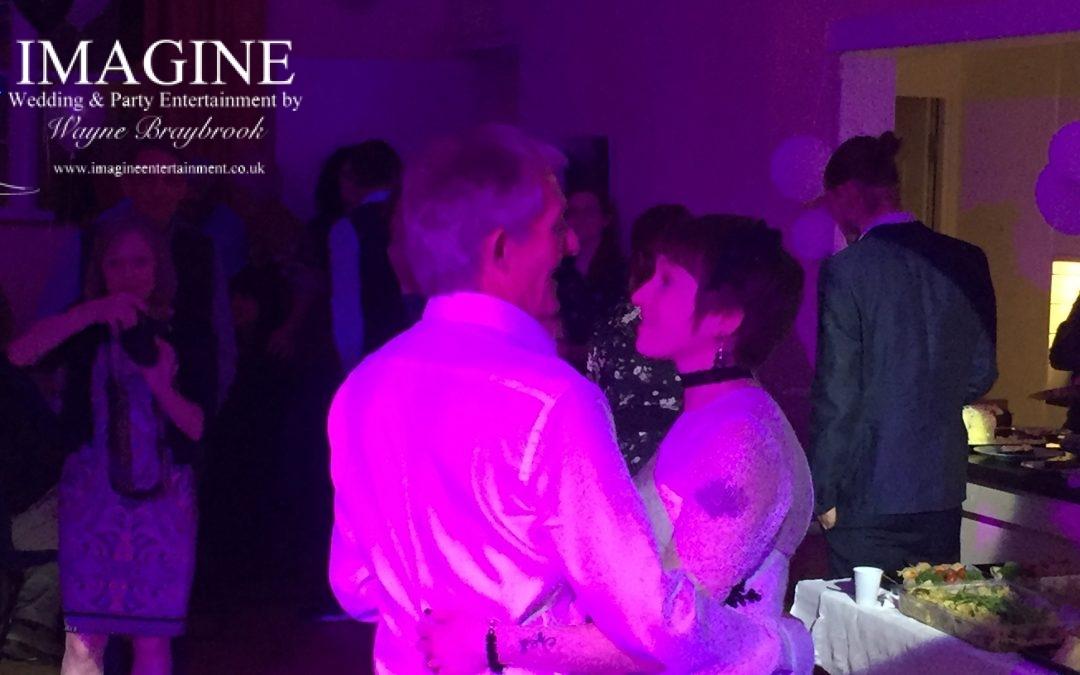 Congratulations Caroline & Steve