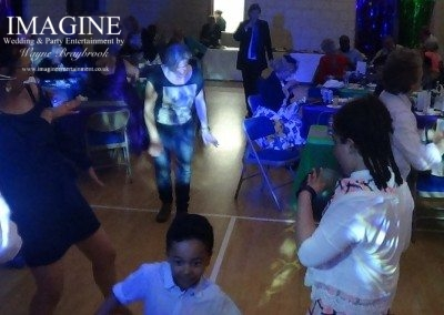 Wendy's 60th birthday at Oakington Pavilion