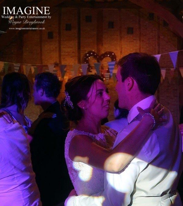 Congratulations Hannah & Will