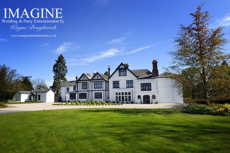 Swynford Manor wedding venue