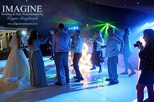 Wedding DJ in Cambridgeshire