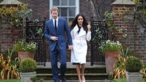 Harry & Meghan's engagement