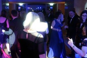 Party at Jesus College in Cambridge