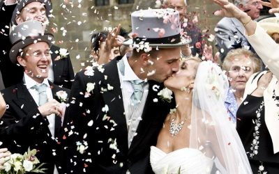 Wednesday Wedding Fact: Confetti