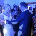 Jamie & Gareth's first dance at The Sheene Mill