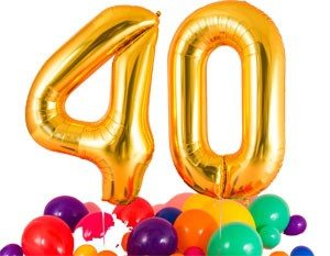 Are you planning a milestone party?