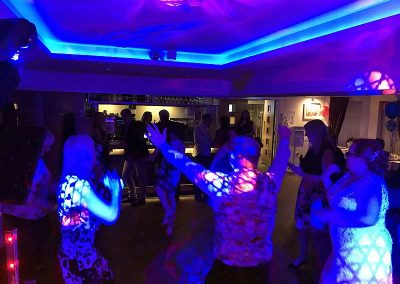 Shophie & Tom's wedding reception at The Little Downham Anchor