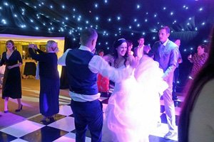 Wedding DJ in Cambridgeshire