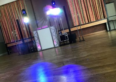 Ellis & Dan's wedding after party at Ely Beet Club with Imagine Wedding & Party Entertainment