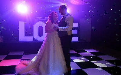 Congratulations Kelly & Colin