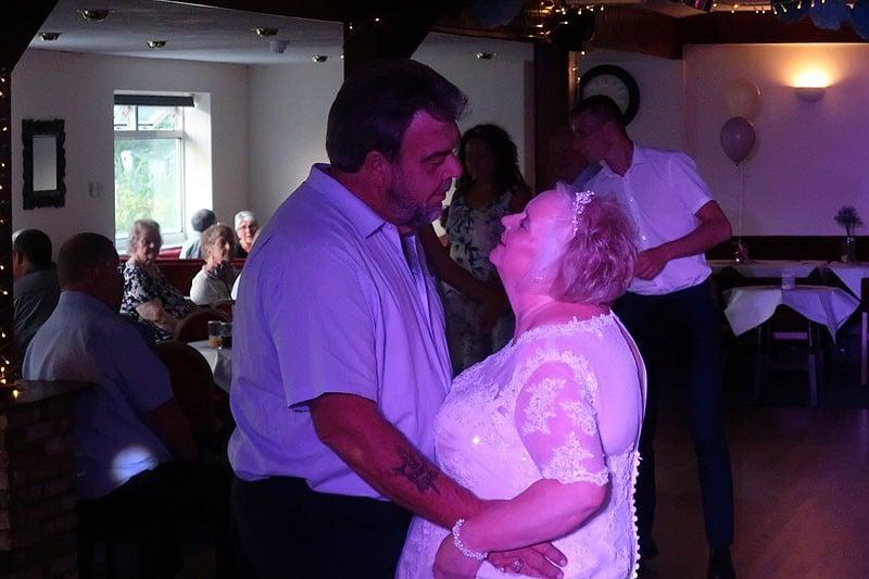 Debbie & Clive