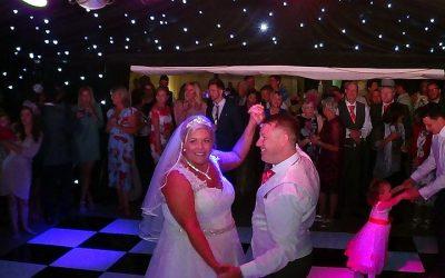 Congratulations Amy & Dale