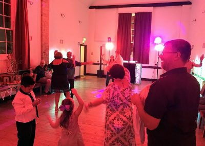 Wendy & Mark's Wedding Reception at The Glebe in Sutton with Imagine Wedding & Party Entertainment