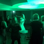 Chloe & Ryan's evening reception at DoubleTree by Hilton in Cambridge