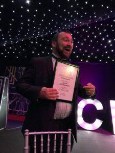 Award Winning DJ Wayne Braybrook