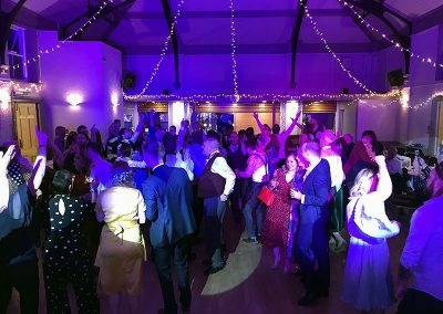 Jade & Tom's reception at Victoria Hall in Oakham 35