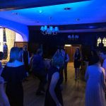 Sam & Dan's evening reception at Lanwades Hall
