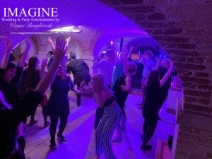 Cambridgeshire PCU's Christmas Party with Imagine mobile disco