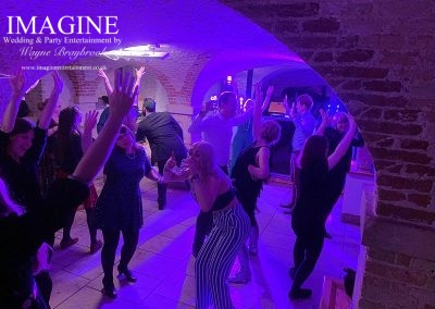 Cambridgeshire PCU's Christmas Party with Imagine