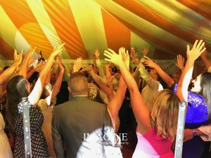 A marquee wedding with Imagine Wedding & Party Entertainment