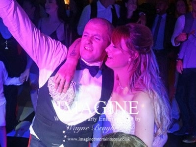 Get in touch with Imagine Wedding & Party Entertainment