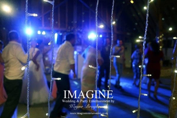 Your wedding with Imagine Wedding & Party Entertainment