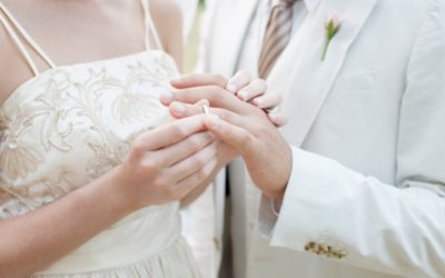 Why hire a DJ for your wedding ceremony?
