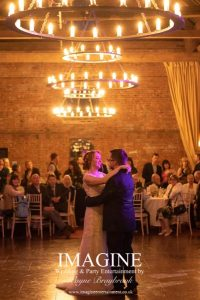 Wedding DJ services from Imagine Wedding & Party Entertainment