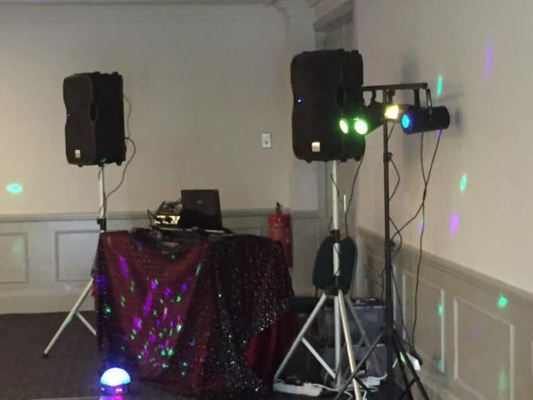 How NOT to set up a disco in Cambridgeshire, Norfolk & Suffolk