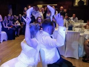 The Newlyweds Game with Imagine Wedding & Party Entertainment