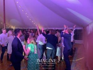 Jemima & Ed's wedding at Horsley Hale Farm