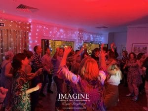 Laura & Andrew's joint birthday party at Ely Golf Club with Imagine Wedding & Party Entertainment Wedding DJ