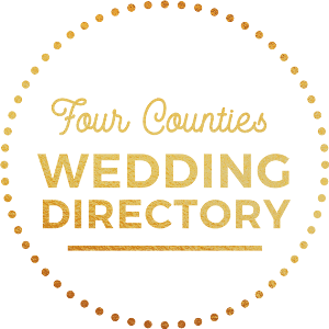 Find me in the Four Counties Wedding Directory