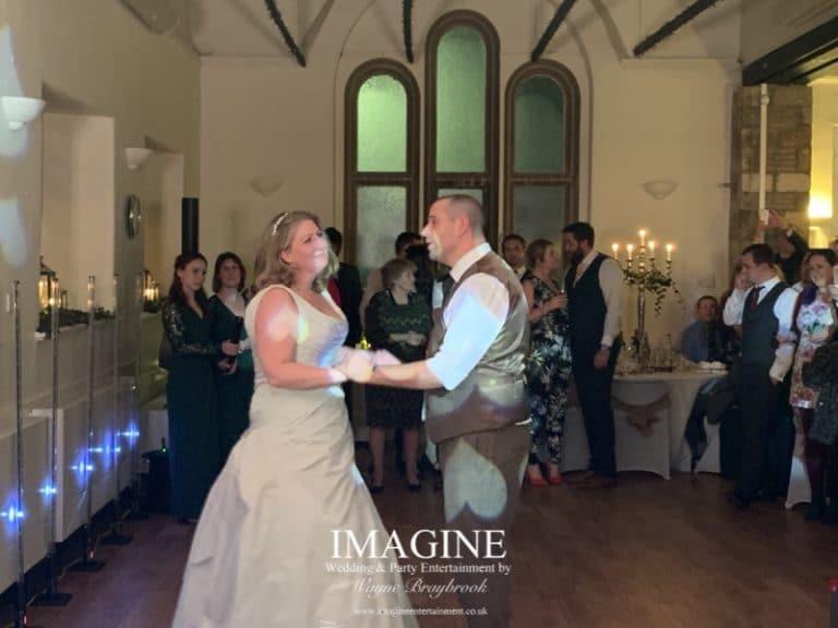 Wedding DJ at Castor & Ailsworth village hall