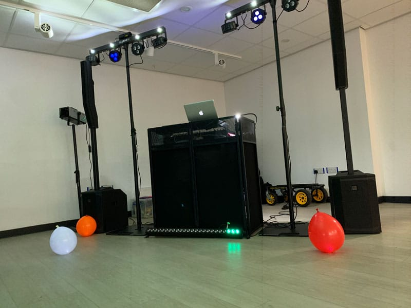 School Disco in Ely Cambridgeshire