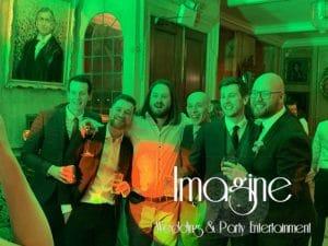 Wedding & Party DJ at Anstey Hall in Cambridge