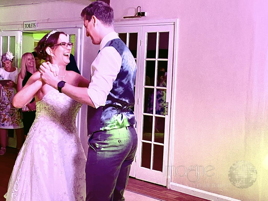 Wedding DJ at Minstrel Court 02