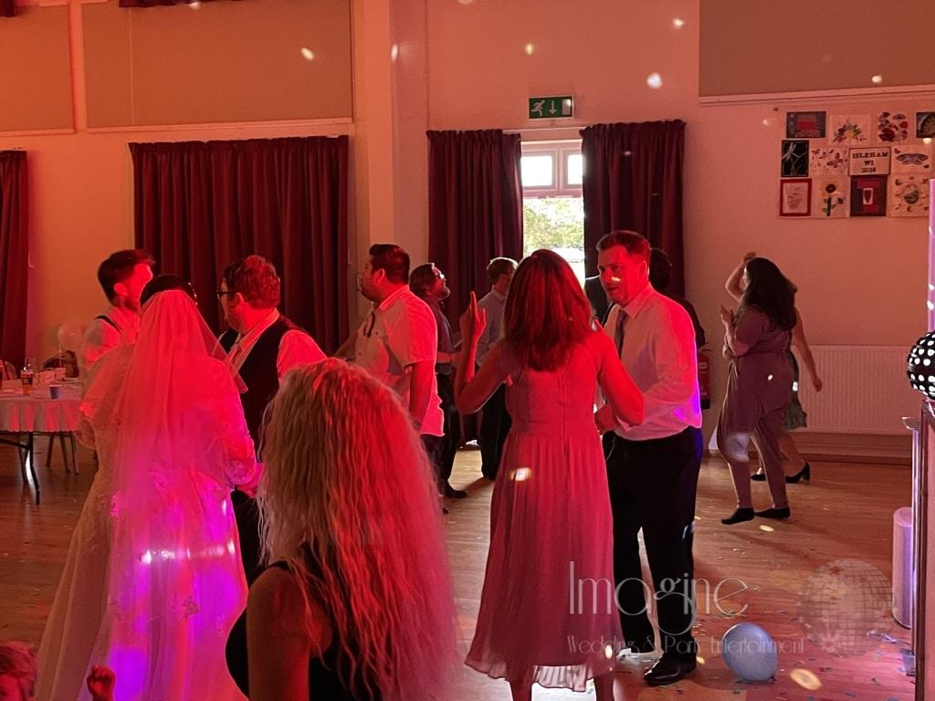 Wedding DJ at The Beeches in Isleham
