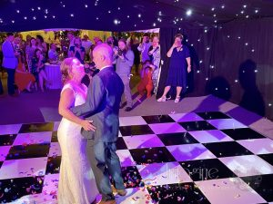 Wedding DJ at The Old Hall Ely