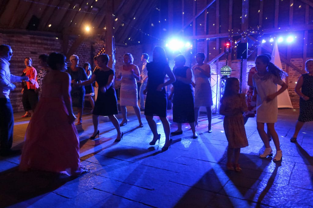 Wedding and Party DJ in Norfolk