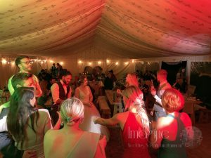 Leigh and Dominics Wedding at Teybrook Orchard 14